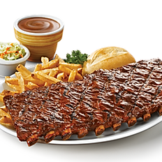 Full Slab BBQ Rib Dinner