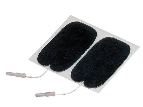 Selvklebende elektroder 9x5cm 10 blad à/ 4 stk 3444.058