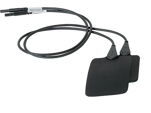 2stk fleksible elektroder, 6x8cm, 2mm 3444.129