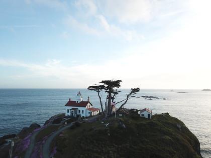 Crescent City Light House