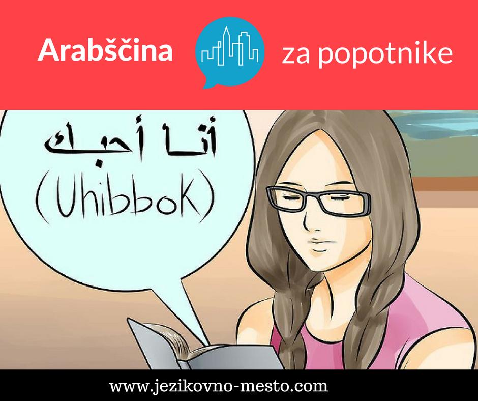Arabščina za popotnike