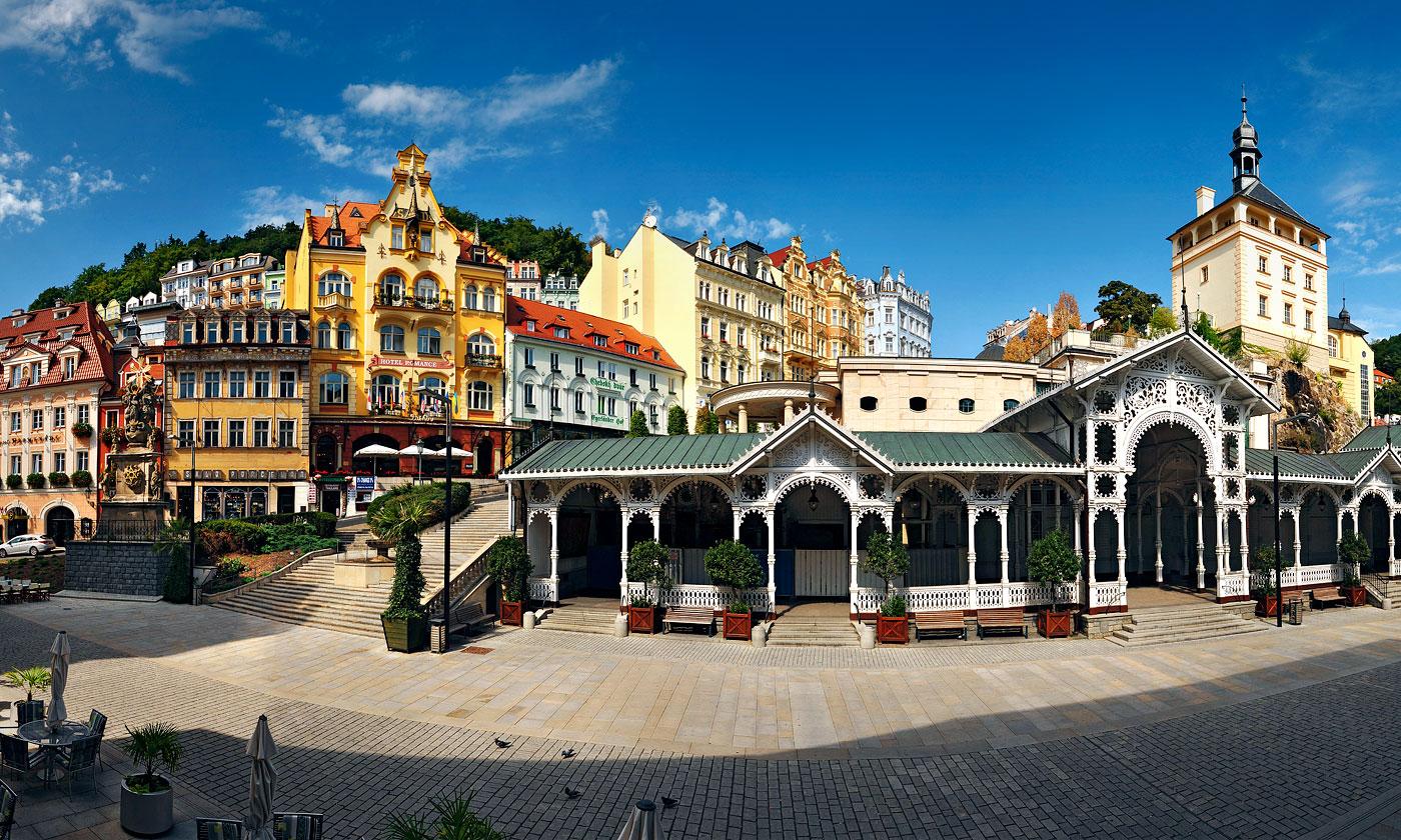 Karlovy Vary, Češka