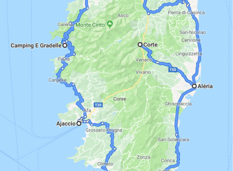 Poletna Korzika