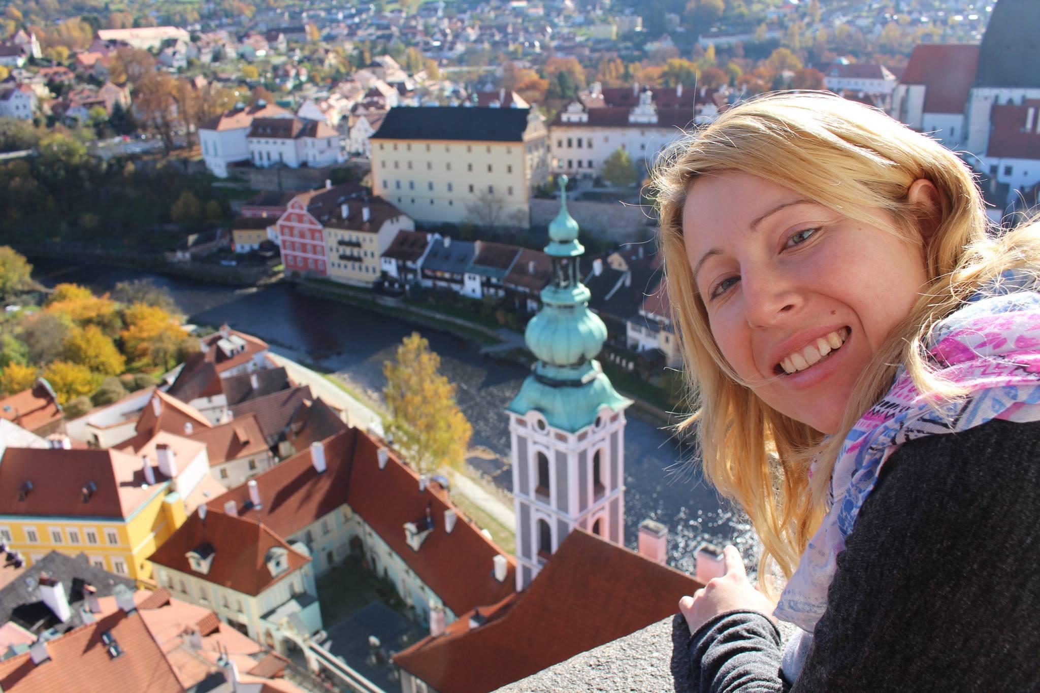 Češki Krumlov, Češka