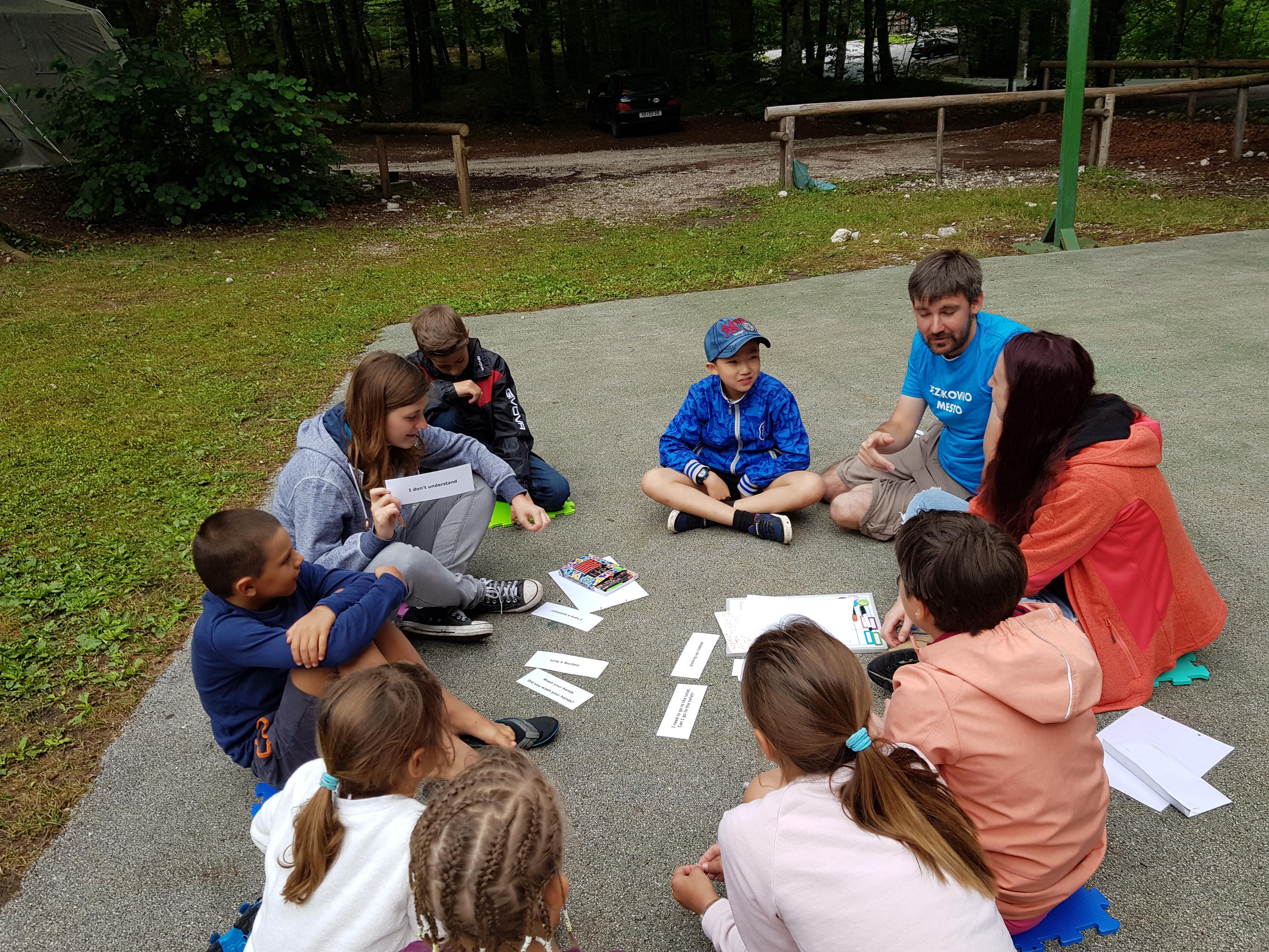English camp Slovenija 73