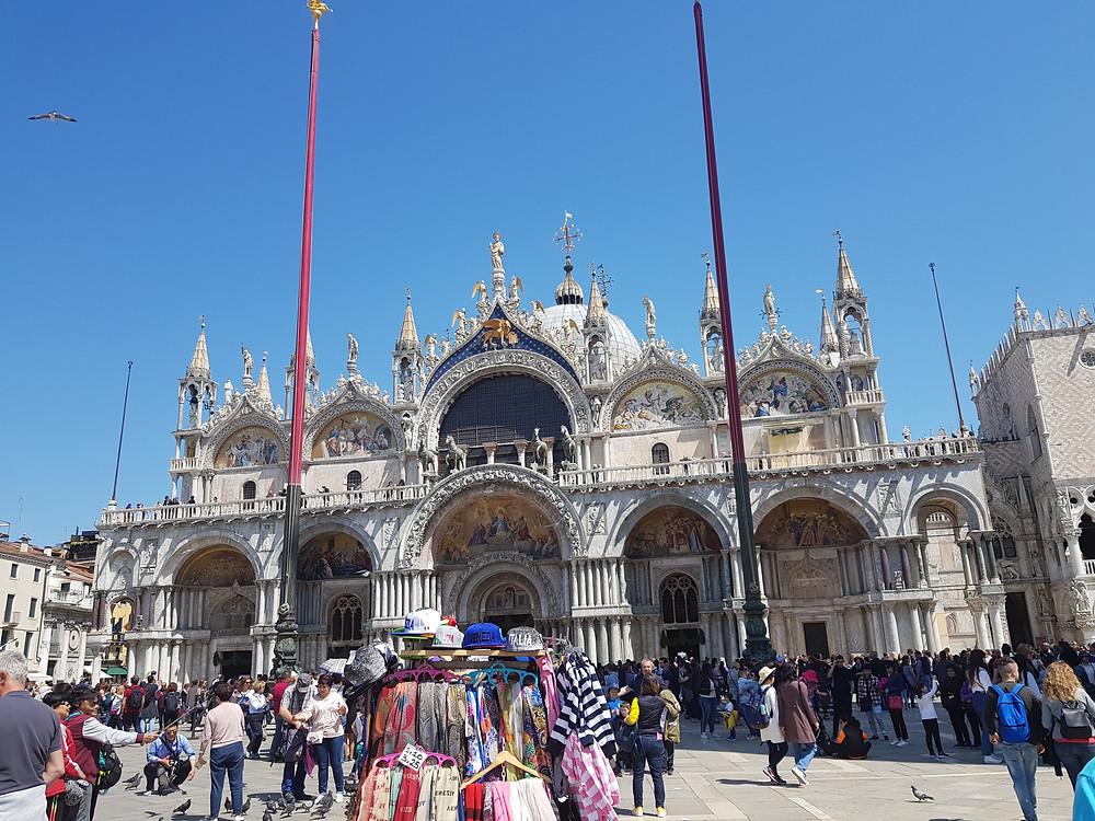 Bazilika svetega Marka v Benetkah