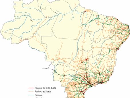 Mapas Temáticos – Representações objetivas e visuais