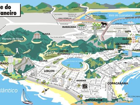 A Aplicação da Cartografia no Turismo