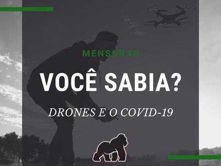 Drones e o COVID-19