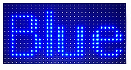 SMD p10 outdoor red ,P10 led module sing