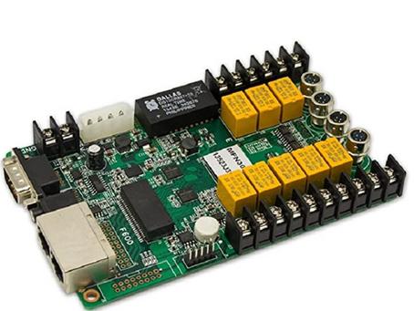 ¿Se puede configurar la tarjeta multifunción Novastar MFN300 con Viplex?