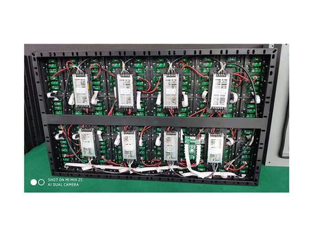 ¿Cómo calcular la cantidad de transformador de una pantalla LED para exteriores?