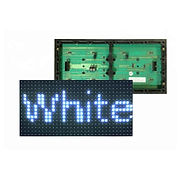 SMD 2835 p10 outdoor white LED MODULE_ed