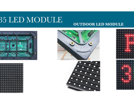 Four Things You Must Know for Choosing P10 SMD 3535 LED Module for Outdoor LED Display