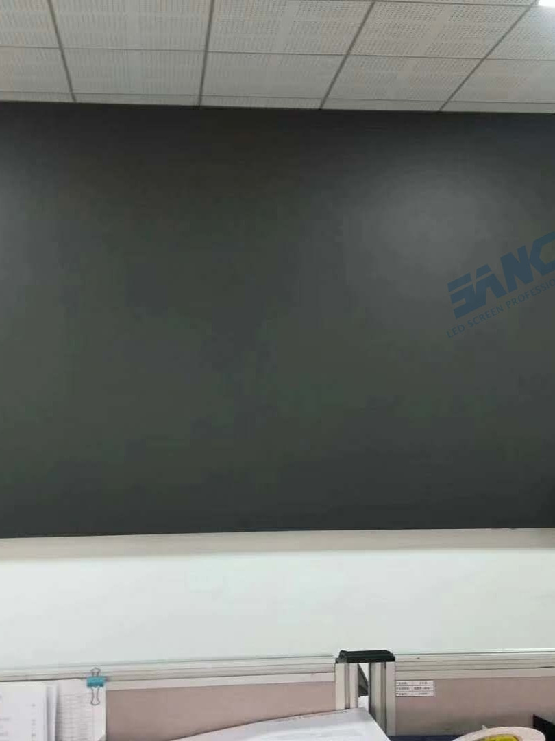 P2.5 INDOOR LED SCREEN FOR MEETING ROOM.