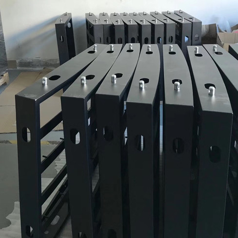IP65 Outdoor curved led screen cabinet
