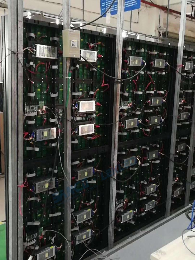 Steel Cabinet front maintenance indoor l