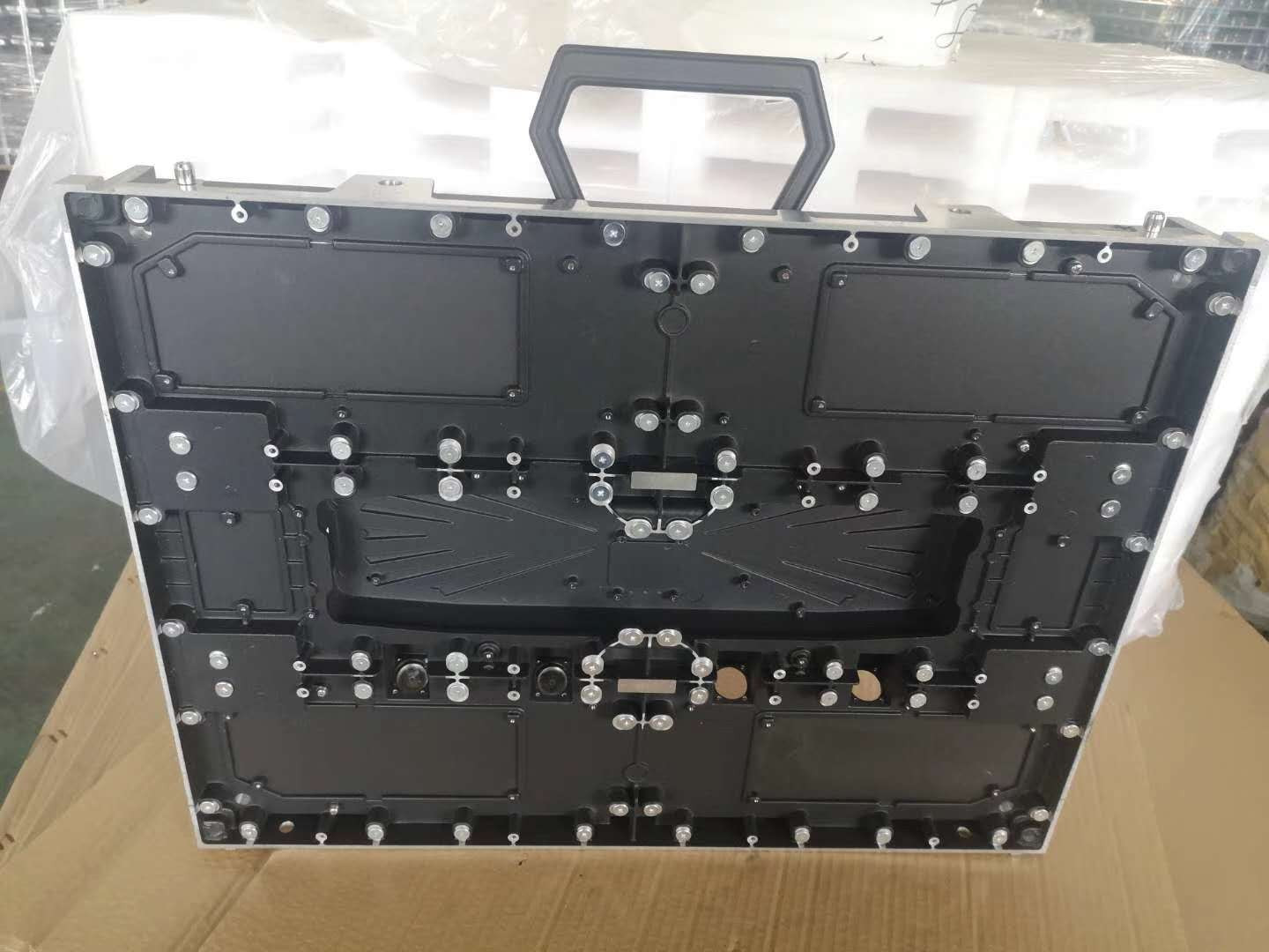 640*480mm front maintenance led cabinet.