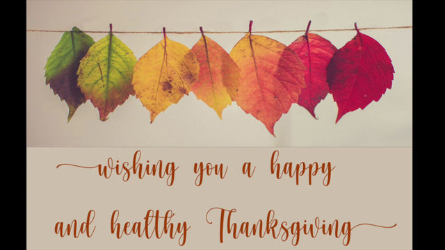 H&A Team Shares Their Thankfulness