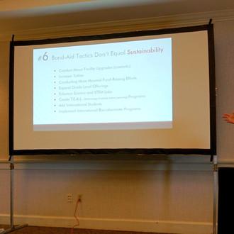 Achieving Catholic School Financial Sustainability