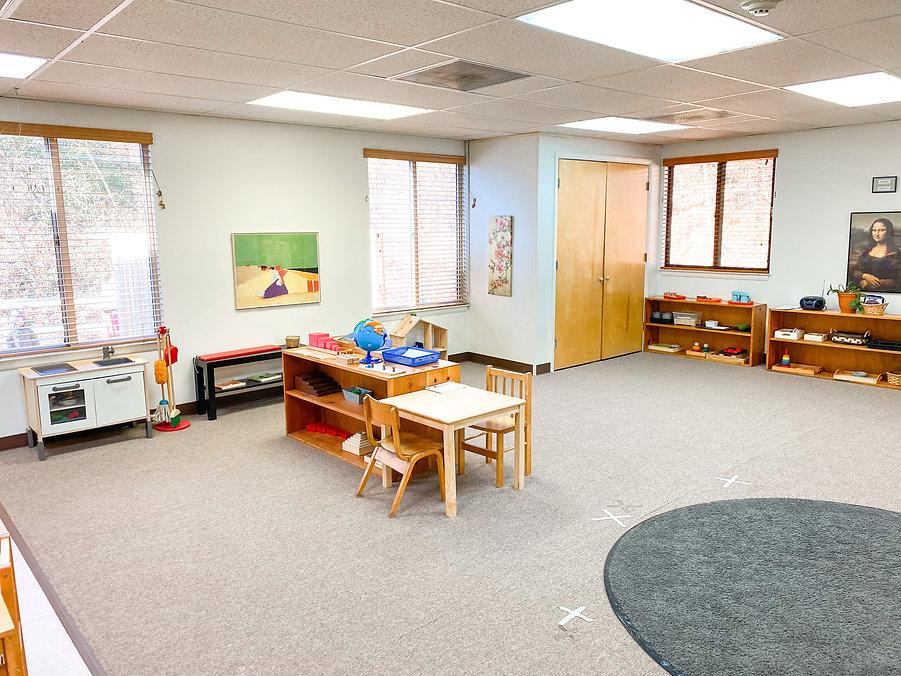 laurel toddler classroom