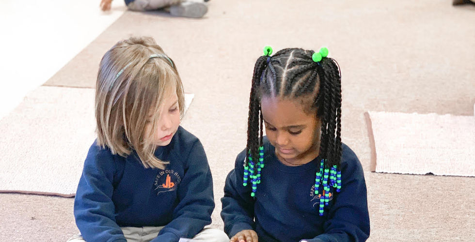 Kindergarten Mentoring