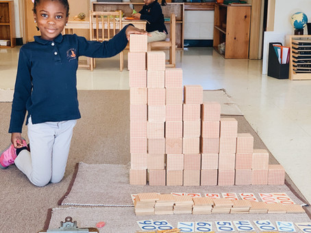 How Do You Introduce Abstract Concepts Like Decimals to Kindergartners?