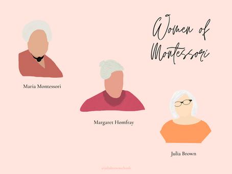 Julia Brown's Unique Connection To The Founder of Montessori