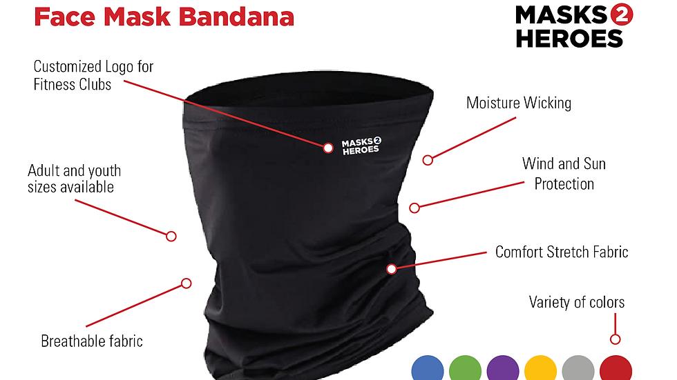 Head Bandana (Option to Customize)