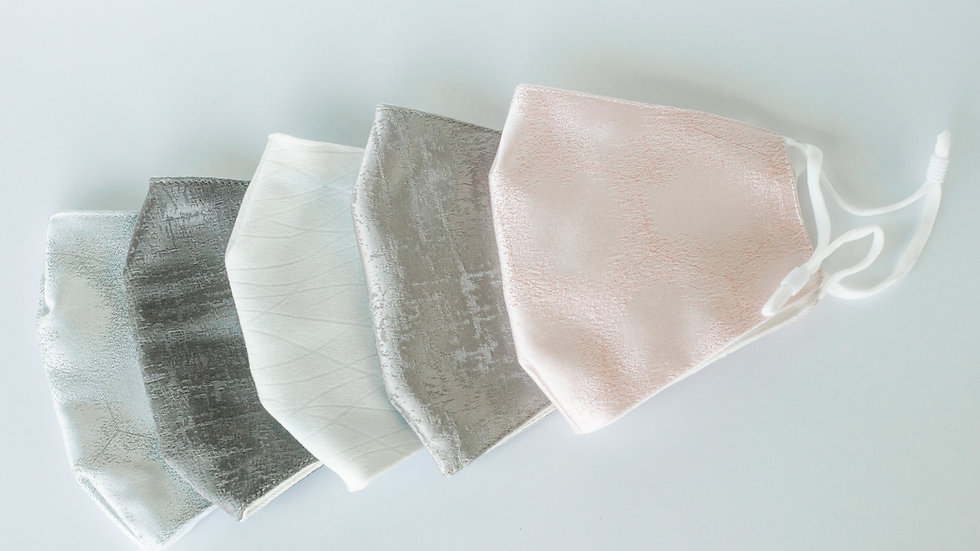 Soft Silk Masks