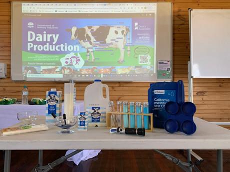Dairy science food practical