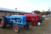 Heritage tractors