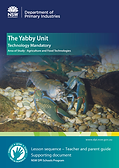 Yabby unit- lesson sequence program