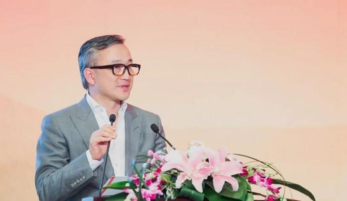 UFI亞太區主席、UFI China Club發起人  上海萬耀企龍展覽有限公司總裁  仲剛先生