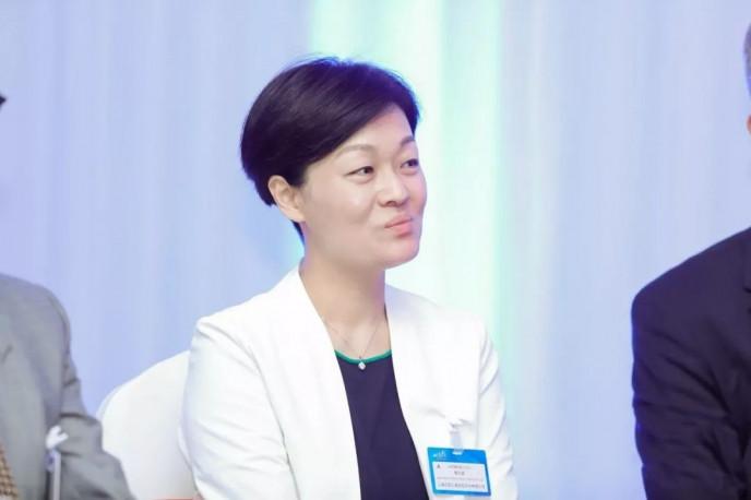 上海正信方晟資信評估有限公司 總經理 樓月盛女士