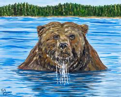 Bearly Wet