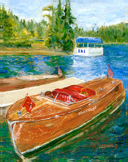 Featured Boat –- Chances R