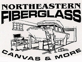 Boat repair NH fiberglass canvas upholstery winterization storage shrink wrapping