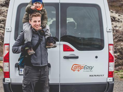 """L'Islande en """"camion de camping"""""""