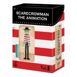 スケアクロウマン SCARECROWMAN THE ANIMATION(1)【豪華盤・フィギュア同梱】 [DVD]発売!