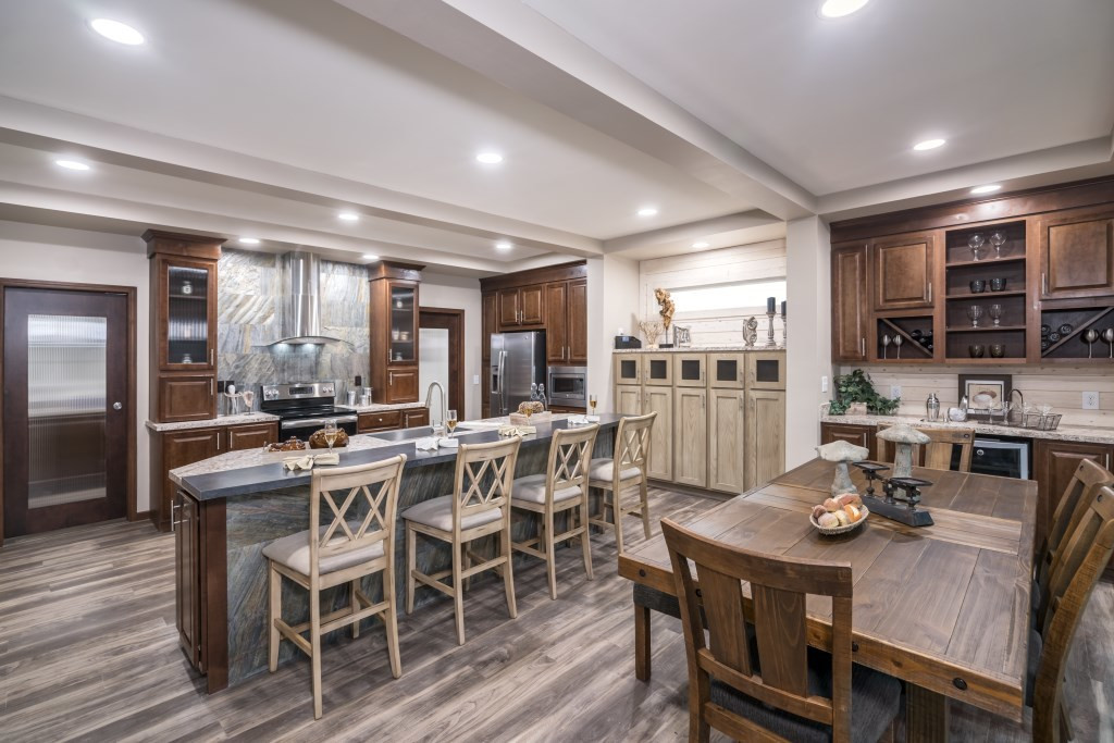 Commodore kitchen