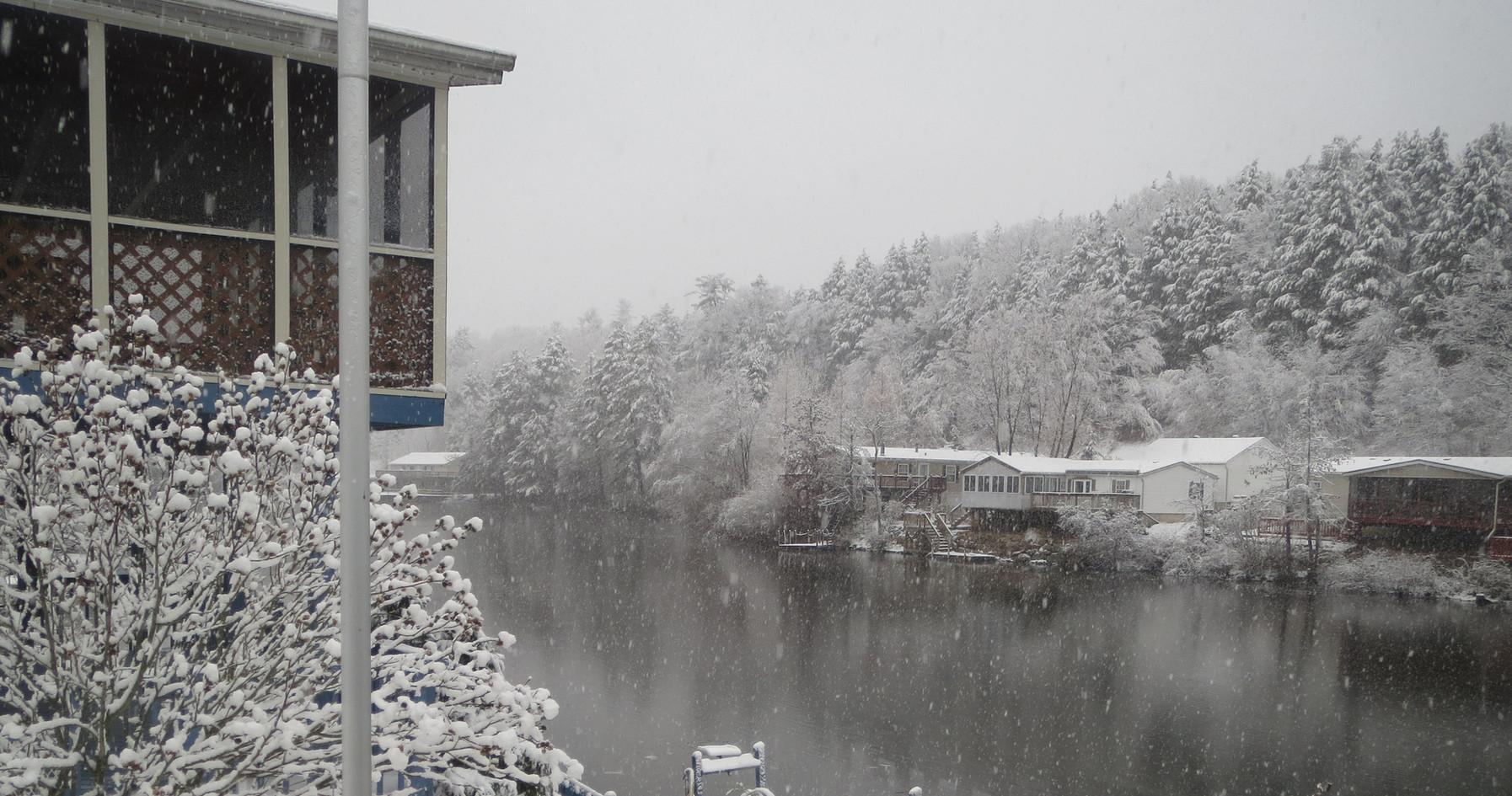 Winter at Blue Mountain Village