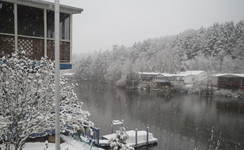 Winter at Blue Mountain Village