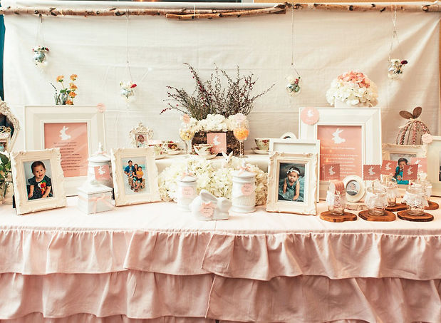 Event and Creators Maryland DC Virginia Bunny Pink Themed Birthday Event Ellicott City