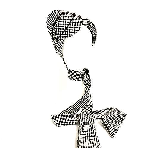 The Diamonds Halo Headscarf