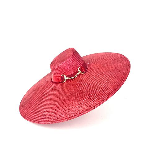 The Tilt (raspberry red)