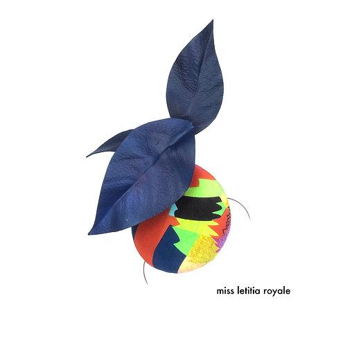 Miss Letitia Royale (blue)