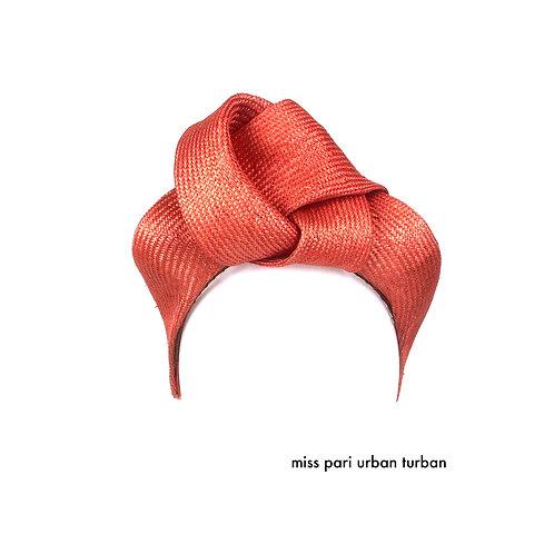 Pari Urban Turban (orange)