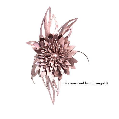 Miss Oversized Luna (rose gold)