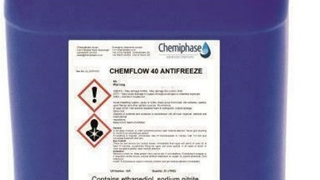 -40 antifreeze solution 20 litres